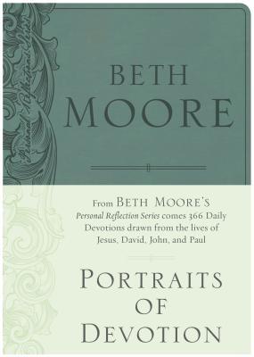 Portraits of Devotion - Moore, Beth