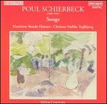 Poul Schierbeck: Songs