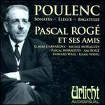 Poulenc: Sonates; �l�gie; Bagatelle