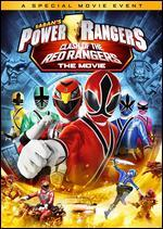 Power Rangers: Clash of the Red Rangers - The Movie