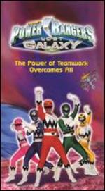 Power Rangers Lost Galaxy: The Power of Teamwork Overcomes All