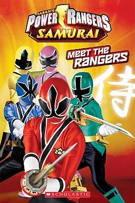 Power Rangers Samurai: Meet the Rangers - Scholastic, and Santos, Ray