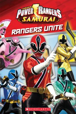 Power Rangers Samurai: Rangers Unite - Santos, Ray, and Scholastic