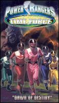 Power Rangers Time Force: Dawn of Destiny - Worth Keeter