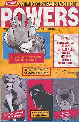 Powers: Little Deaths v. 3 - Bendis, Brian Michael, and Oeming, Michael Avon (Artist)