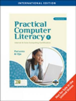 Practical Computer Literacy - Parsons, June Jamrich, and Oja, Dan