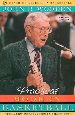 Practical Modern Basketball Book By John Wooden 5 Available