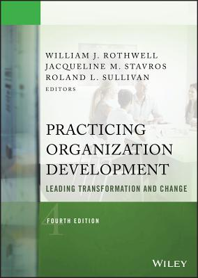 practicing organization development a guide for consultants