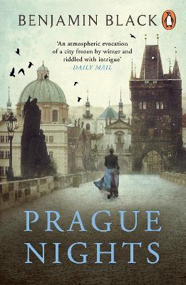 Prague Nights - Black, Benjamin