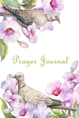 Prayer Journal: Or Diary Notebook for Women to Write In, Birds and Flowers (Gift Journal) - Publishing, Daylite