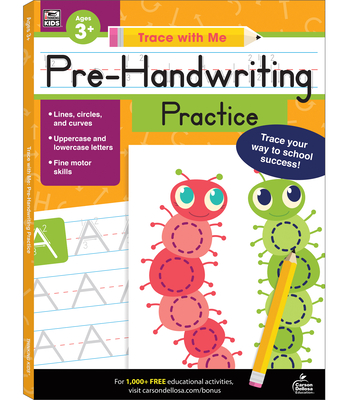 Pre-Handwriting Practice - Thinking Kids (Compiled by), and Carson-Dellosa Publishing (Compiled by)