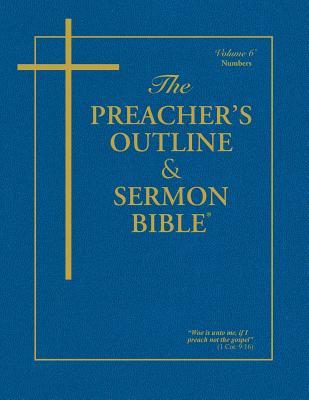 Preacher's Outline & Sermon Bible-KJV-Numbers - Leadership Ministries Worldwide (Creator)
