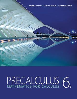 9780840068071: Precalculus: Mathematics for Calculus - James Stewart