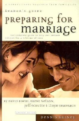Preparing for Marriage Leader's Guide - Boehi, David