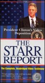 President Clinton's Grand Jury Testimony