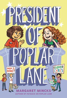 President of Poplar Lane - Mincks, Margaret