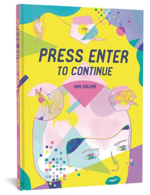 Press Enter to Continue - Galvan, Ana