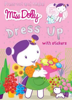 Press-out and Make Dress Up: Stickers, Press-outs, Dolls - Cooper, Gemma (Editor)