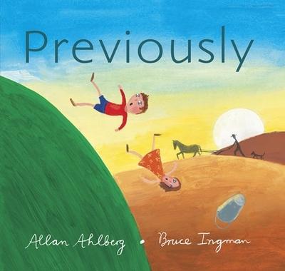 Previously - Ahlberg, Allan