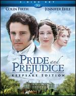 Pride and Prejudice [Keepsake Edition] [2 Discs] [Blu-ray] - Simon Langton