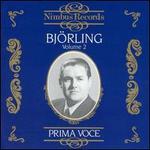 Prima Voce: Björling, Vol. 2