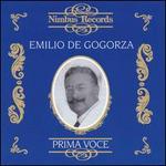 Prima Voce: Emilio de Gogorza