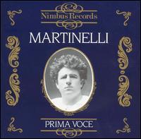 Prima Voce: Martinelli - Ezio Pinza (bass); Francis J. Lapitino (harp); Giovanni Martinelli (tenor); Grace Anthony (soprano); Rosa Ponselle (soprano);...