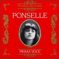 Prima Voce: Ponselle - Ezio Pinza (bass); Giovanni Martinelli (tenor); Marion Telva (contralto); Mischa Schmidt (violin); Romano Romani (piano);...