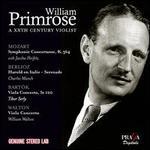 Primrose: A XXth Century Violist