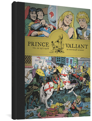 Prince Valiant Vol. 21: 1977-1978 - Murphy, John Cullen, and Foster, Hal