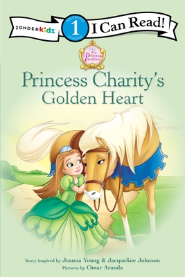 Princess Charity's Golden Heart - Young, Jeanna, and Johnson, Jacqueline Kinney