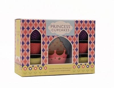 Princess Cupcakes -
