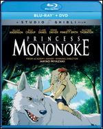 Princess Mononoke [Blu-ray/DVD] [2 Discs] - Hayao Miyazaki