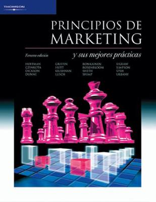 Principios de Marketing: Y sus Mejores Practicas - Czinkota, Michael R., and Hoffman, K.