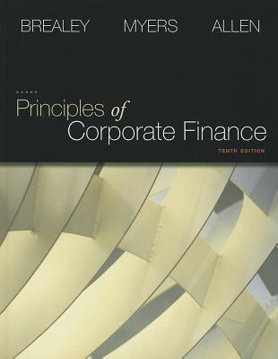 Principles of Corporate Finance - Brealey, Richard A, Professor
