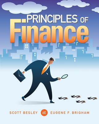 Principles of Finance - Besley, Scott