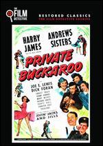 Private Buckaroo - Edward F. Cline