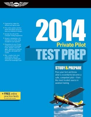 Private Pilot Test Prep: Study & Prepare - ASA Test Prep Board (Creator)
