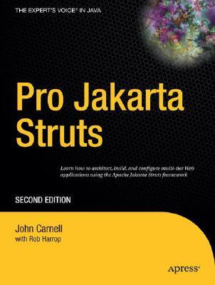 Pro Jakarta Struts - Carnell, John