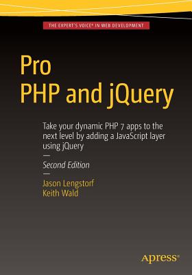 Pro PHP and Jquery - Wald, Keith
