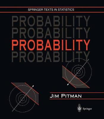 Probability - Pitman, Jim