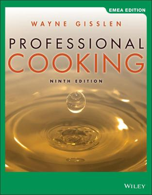 Professional Cooking - Gisslen, Wayne