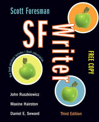 Professional Copy Reprint - Ruszkiewicz, John J., and Hairston, Maxine E., and Seward, Daniel E.