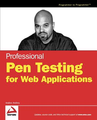 Professional Pen Testing for Web Applications - Andreu, Andres