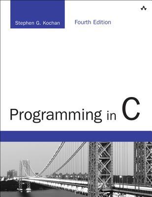 Programming in C - Kochan, Stephen G