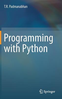 Programming with Python - Padmanabhan, T R