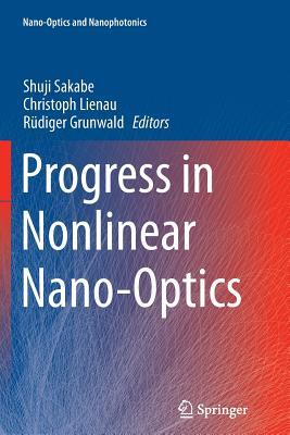 Progress in Nonlinear Nano-Optics - Sakabe, Shuji (Editor)