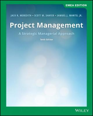 Project Management: A Strategic Managerial Approach - Meredith, Jack R., and Shafer, Scott M., and Mantel, Samuel J., Jr.