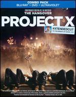 Project X [Blu-ray] [Includes Digital Copy] [UltraViolet]