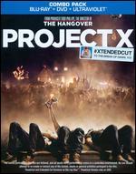 Project X [#xtendedcut to Break of Dawn, Yo!] [2 Discs] [With Hangover 3 Movie Money] [Blu-ray] - Nima Nourizadeh